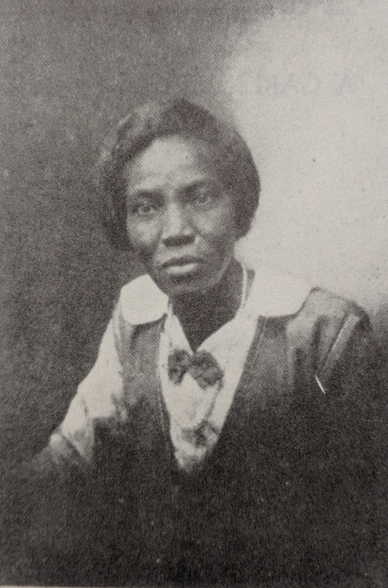 Clara Ann Thompson, circa 1926