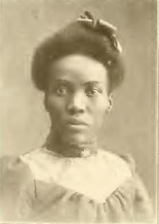Clara Ann, circa 1908